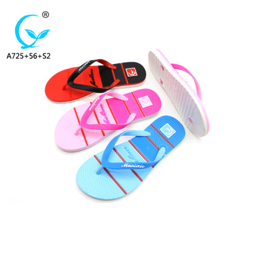 very soft footbed new materials slipper