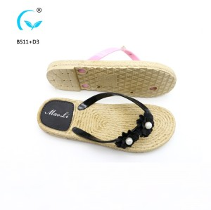 2018 women summer sandals beach soft footwear esd slipper shoes