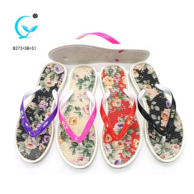 Beauty shoes women folding travel brazilian summer slippers