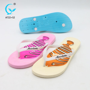 Chappal sport beach shoes latest ladies sandals women massage slippers