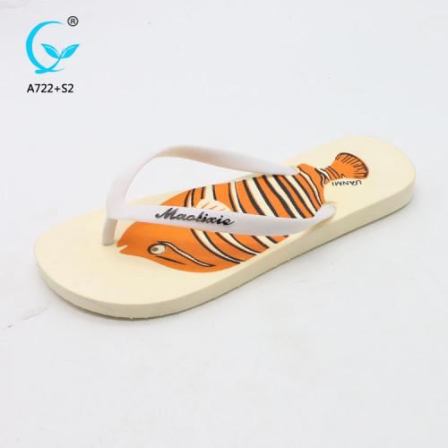 Chappal sport beach shoes latest ladies sandals women massage slippers