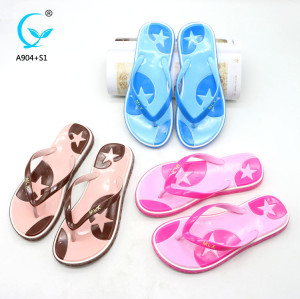 China sport chappal beach shoes latest ladies footwear sandals women