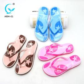 China sport chappal beach shoes latest ladies footwear sandals women
