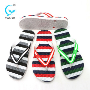 China market shoes slipper sole shoes sandal mens footwear men sandals