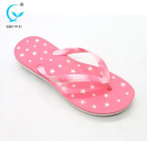 Summer outdoor pcu ladies durable cheap china pvc slipper guangzhou