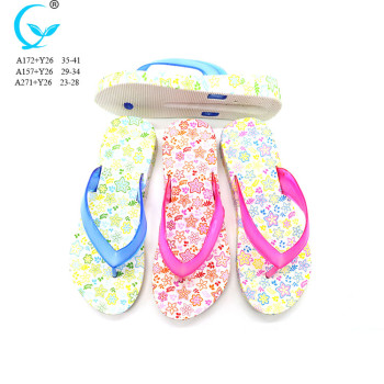 Cool shoes 2017 new summer promotional southeast asia flip flops