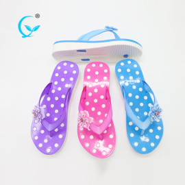 Rubber flip flops emoji disposable woman sandals shoes unicorn slippers