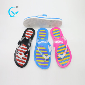 Indian sandal shoes girl beach advertising slippers flip flops op