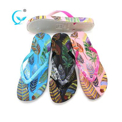 PVC transparent soft ladies indian slipper shoes beach wedding flip flops