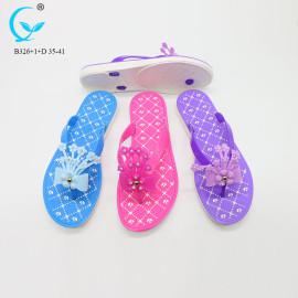 Nude girls japan massage beach footwear old ladies in thongs flip-flops women pvc slipper strips
