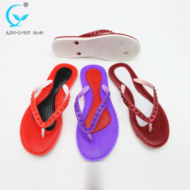 women shoes 2018 fur top ladies slippers