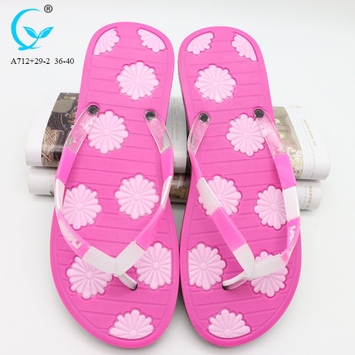beaded beach soft footwear bathroom slippers