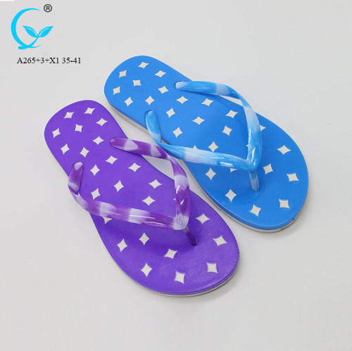 Eva outsole character rubber thong slipper manufacturers in usa flipflops sports chappals women shoes