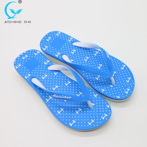 chappal wholesale die cut flip-flop pvc slippers 2018 designs