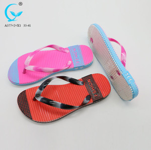 Nude beach massage vietnam flipflops beach rubber thong flip flops flat chappals for ladies