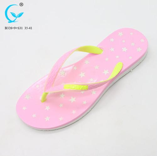 Chatties flip flops print eva chappal pakistani casual flip flops girls