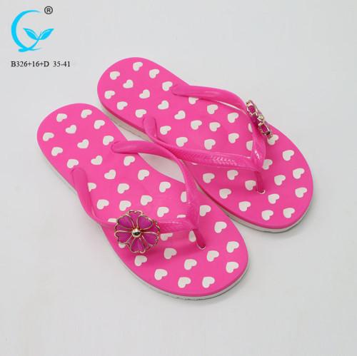 Girls summer beach thongs eva lady black nude chinese women flip flops