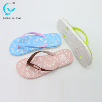 2017 ladies soft chappal beach philippines shoes heel women slippers