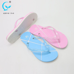 Candy color flip flop shoes for women brazilian sandal branded ladies sandals