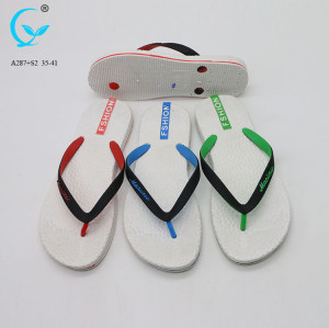 Flip flops kenya pvc bath wholesale new indian sex men and women slipper