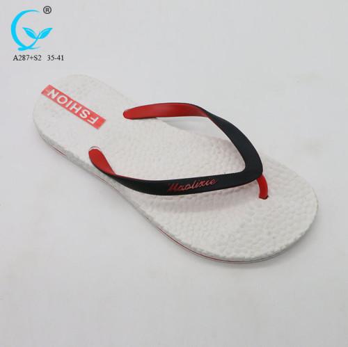 Flip flops kenya pvc bath wholesale new indian sex men and women slipper