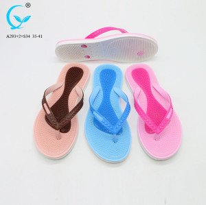 Good sale thai  shoes slippers women anatomic sexy ladies chappal