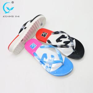 2017 bath  shining brazil shoes pvc shower ladies slippers india