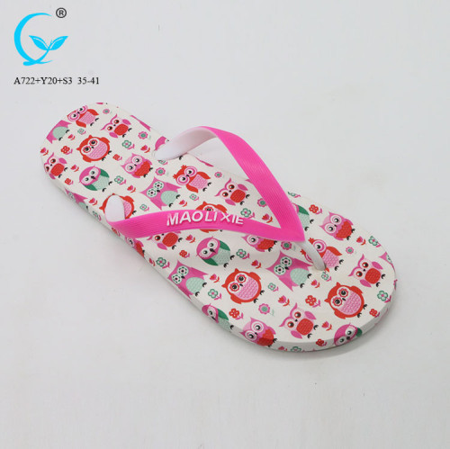 Pvc thick sole summer slippers for 2018 peshawari chappal supplier