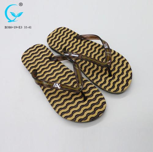 Durable eva korea flip flops gents shoes slippers mens footwear
