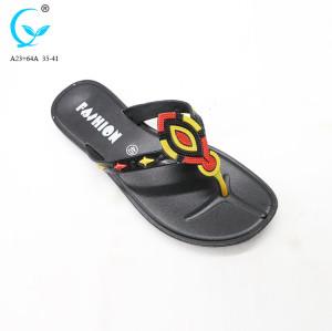 Plastic rubber new design latest ladies 2018 shoes sandals women