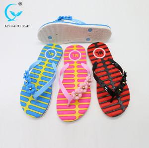 Fashion flat soft house 2018 flip flops men beach slippers for women summer