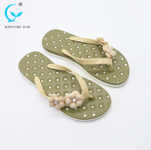 Soft pvc air blowing shoes slippers with logo new ladies comfy sliders flat shoes slippers
