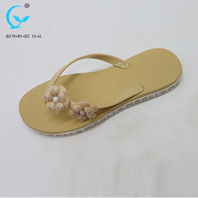 Barefoot sandals beach antistatic slipper 2017 new summer women sandals