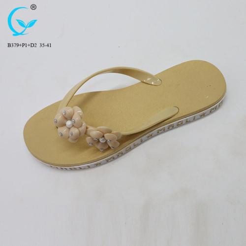 Barefoot sandals beach antistatic slipper 2017 new summer women sandals