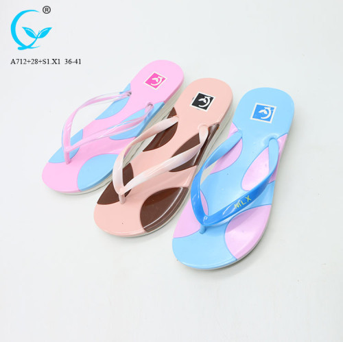 Flip flops with back strap image 2017 new flat sandals lady shoes sandals woman