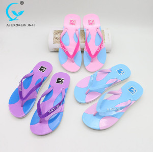 Fancy chappals for women indoor and outdoor play equipment slipper 2018