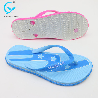 2018 fancy girl nude beach slipper sandal indoor slippers for women