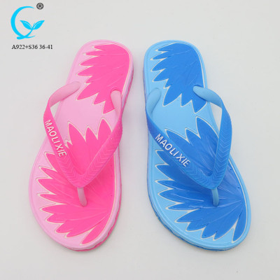 Girl nude beach sandal 2018 outdoor play equipment slippers for women