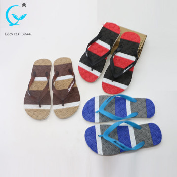 Light weight pvc slippers kids sandals boy men chappal design flip flop latest design mens sandal