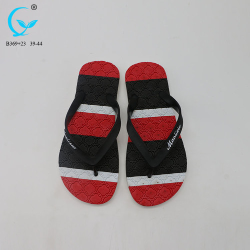 Light weight pvc slippers kids sandals boy men chappal design flip flop latest design mens sandal
