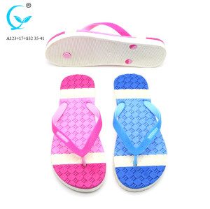 Summer slide slippers monogram strip plastic sliders shoes women sandals 2018