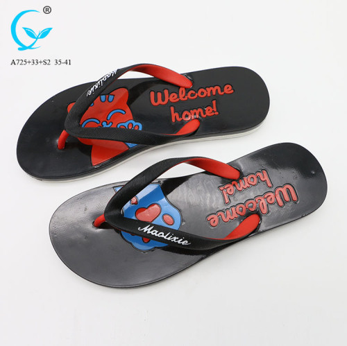 Ladies slippers wholesale chappal flip flops new style sandals in china