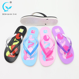 Wholesale ladies slippers chappal new style shoes and sandals in china