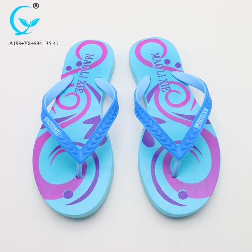 Folding sandals chappal design slippers beach crystal strap flip flops