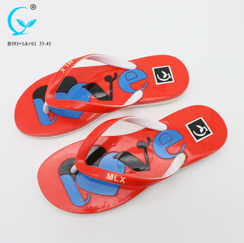 Sexy ladies chappal 2018 factory price china cheap sandals flip flop for women