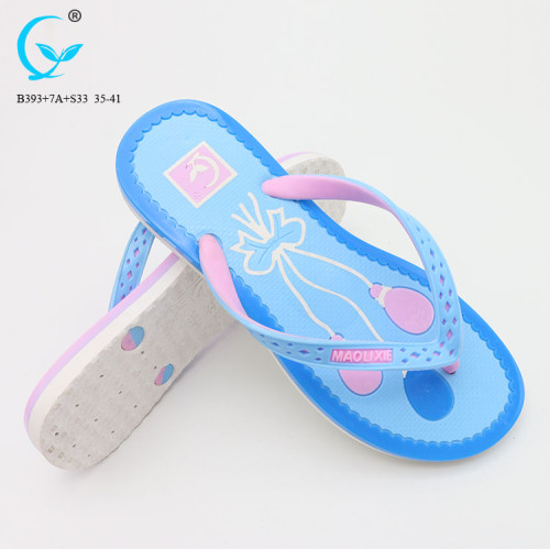 2018 factory price sandals flip flop for women new chappal designs picture