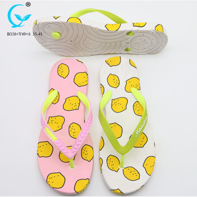 2018 factory price fashion best ladies flip flop pvc nude sandal women slippers