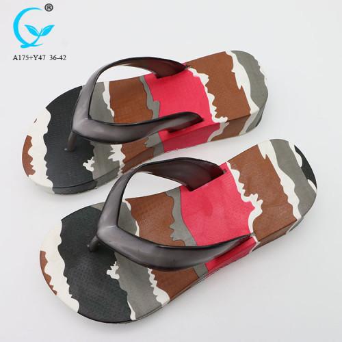 Ladies new women chappals slippers shoes footwear 2018 flip flops sandals