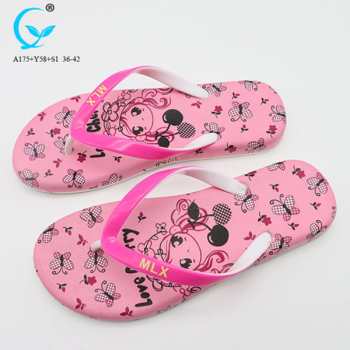 Shoes footwear 2018 sandals flip flops for ladies new women chappals