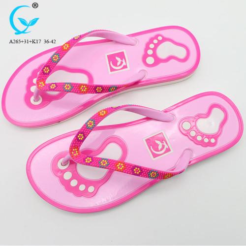 Cheap sport flip flops ladies new chappals shoes footwear women 2018